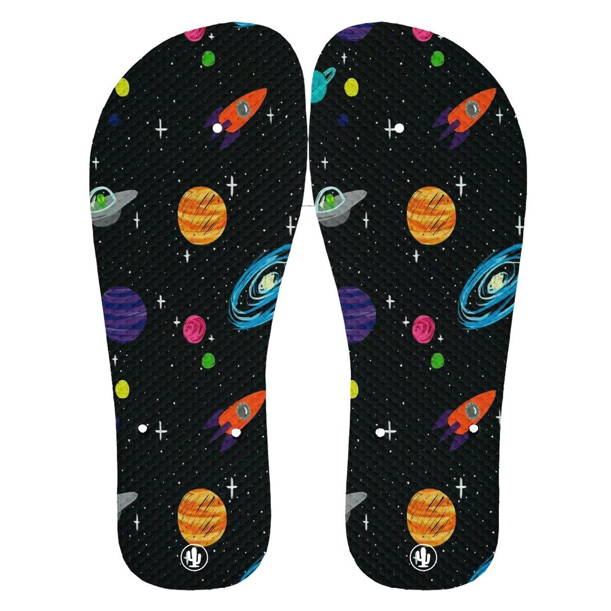Chinelo Chinelo Live Preto Live Astronauta 1X1rq