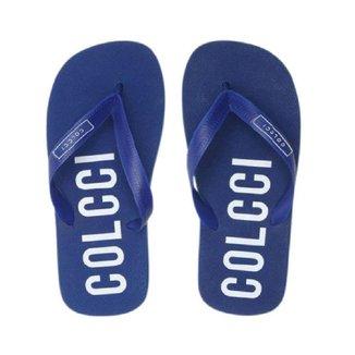 CHINELO MASCULINO AZUL ULTRA BLUE COLCCI 00626