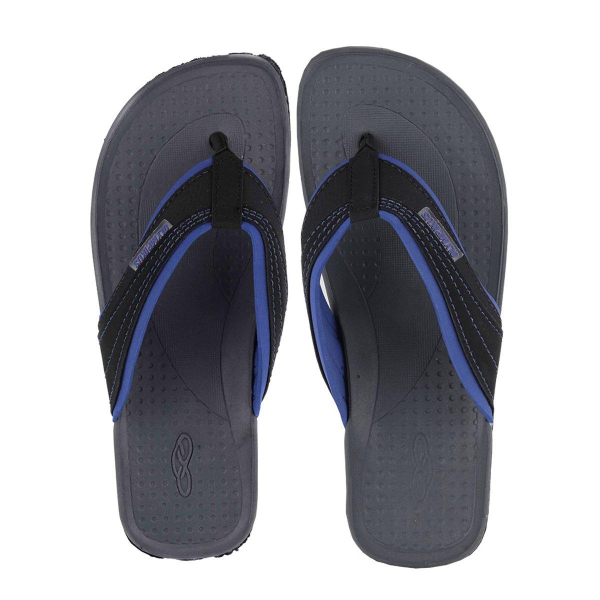 Panama Olympikus Olympikus Chinelo Chinelo Azul Masculino Masculino USwgfcWq