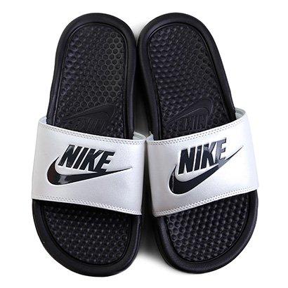 Chinelo Nike Benassi Jdi Slide Feminina-Feminino