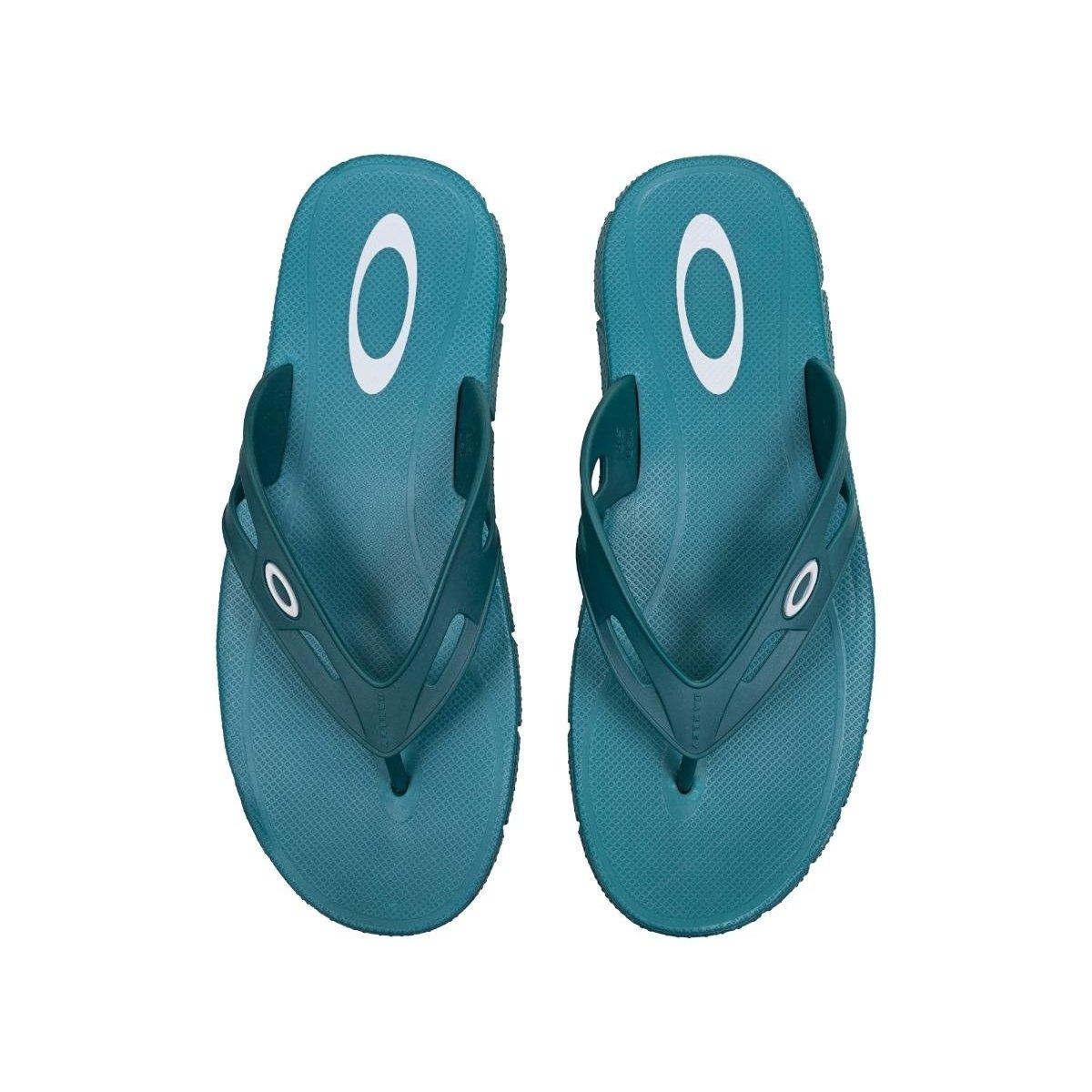 1e68265881c07 Chinelo Oakley Operative 2.0 - Verde - Compre Agora   Zattini
