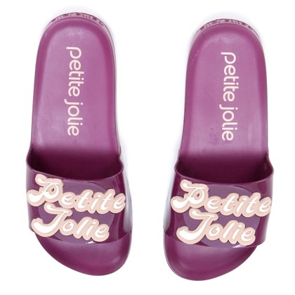 Chinelo Petite Jolie Slide New Pink Feminino