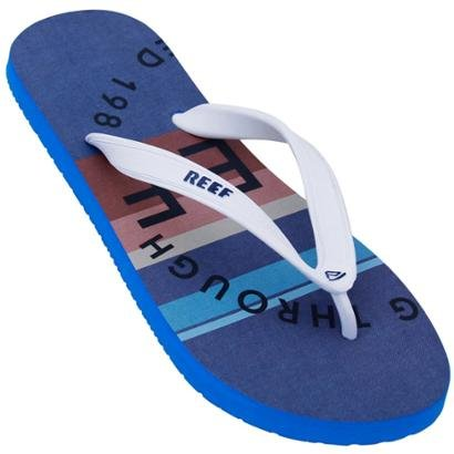 Chinelo Reef Switchfoot Simple Masculino