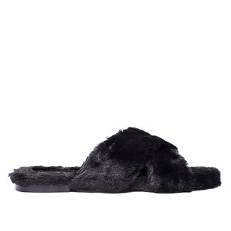 Chinelo Shoestock For You Pelo Feminino