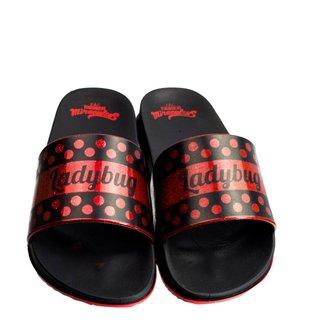 Chinelo Slide Infantil Grendene Ladybug Alide Shake 21610