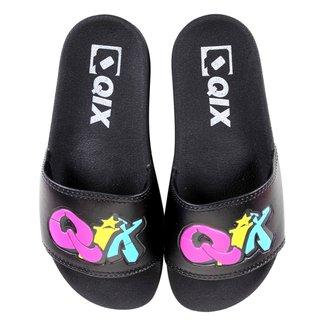 Chinelo Slide Qix Colors