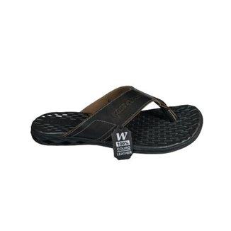 Chinelo West Coast Napa Brush Off Sandal Masculino