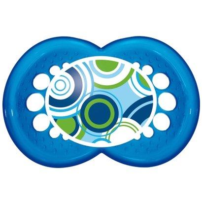 Chupeta - Silk Touch - Boys - 6 à 36m - Circles - MAM