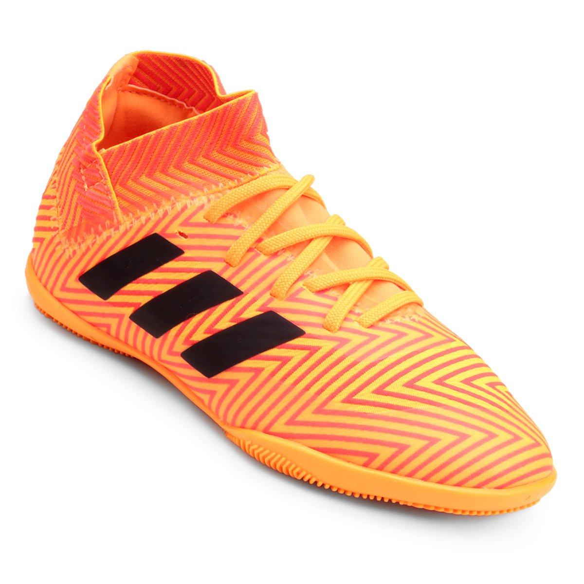 e215d838d7 Chuteira Futsal Infantil Adidas Nemeziz Tango 18 3 IN