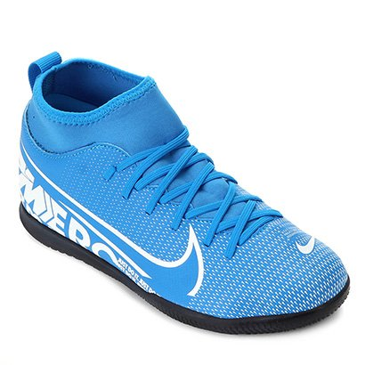 Chuteira Futsal Infantil Nike Mercurial Superfly 7 Club IC