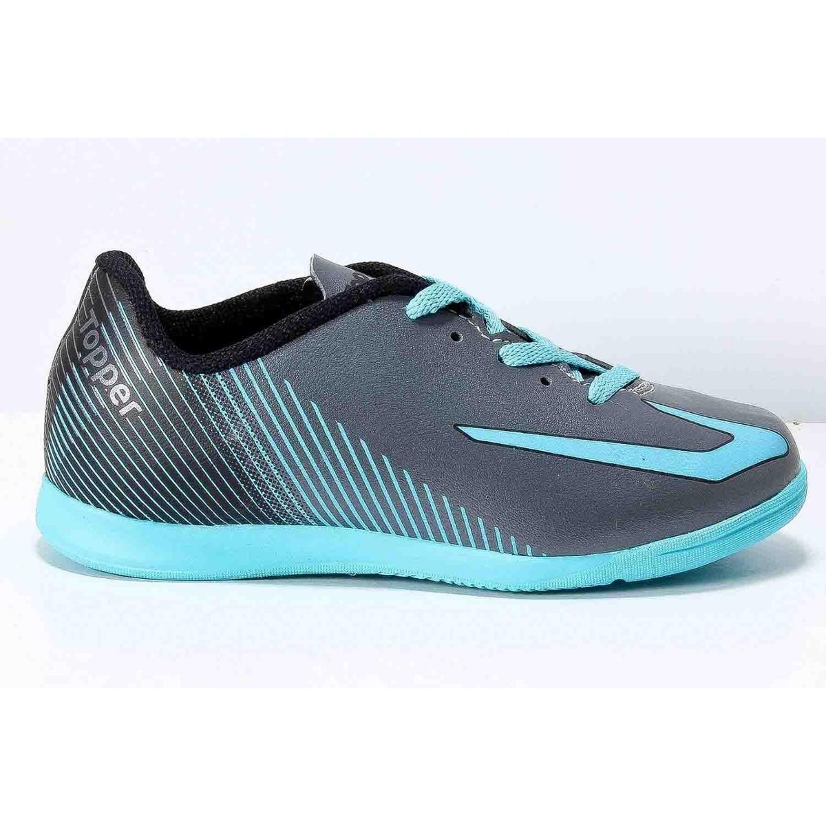 624590f6f7 Chuteira Topper Ultra Indoor Futsal Infantil - Compre Agora
