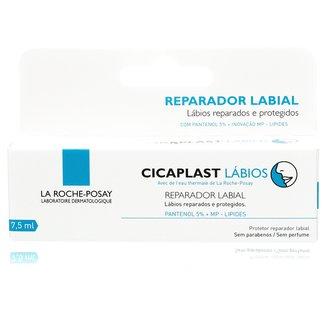 Cicaplast Lábios La Roche-Posay - Reparador Labial - 7,5ml