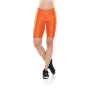 Ciclista Fitness Perfect Basic - Laranja - G