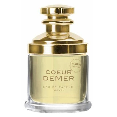 Coeur Demer Aurum Adelante Perfume Feminino - Eau de Parfum 80ml