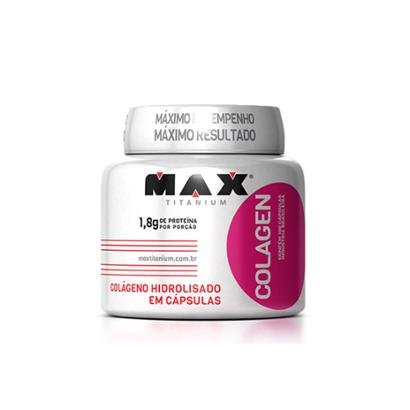 Colagen 100Caps Max Titanium - Colageno