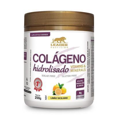 Colágeno Hidrolisado Leader Nutrition - 250g