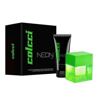 Colcci Neon Boys Kit – EDT + Loção Pós Barba Kit