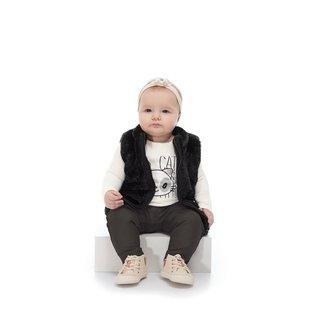 Colete Pelo Bebê Up Baby Feminino