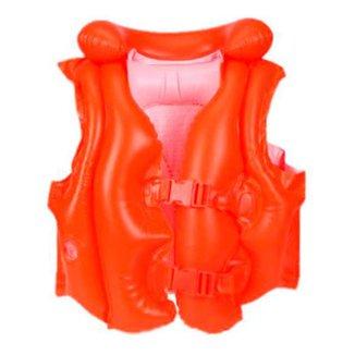 Colete Salva-vidas Infantil Luxo Intex