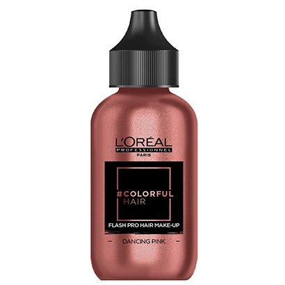 Coloração Temporária L'Oréal Professionnel Colorful Hair Flash Pro Hair Make-Up Cor Dancing Pink