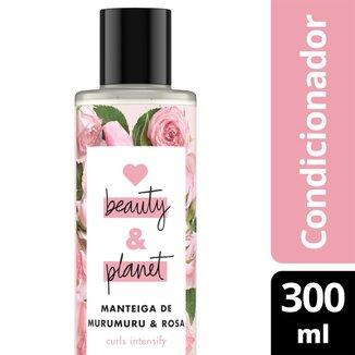 Condicionador Curls Intensify Manteiga de Murumuru & Rosa Love Beauty and Planet 300ml