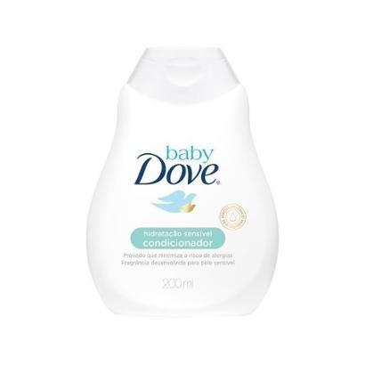 Condicionador Dove Baby Dove Hidratação Sensível