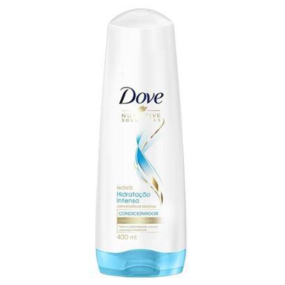 Condicionador Dove Hidratação Intensa Oxigênio 400ml