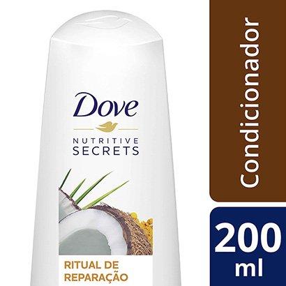 Condicionador Dove Ritual de Reparação Nutritive Secrets 200ml