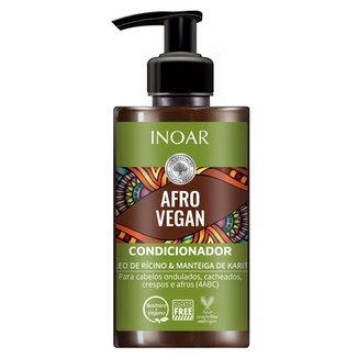 Condicionador Inoar Afro Vegan 300ml