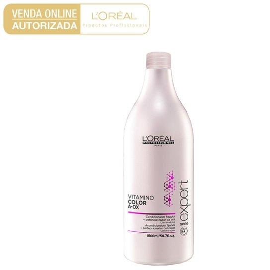 Condicionador L'Oréal Professionnel Vitamino Color AOX 1500ml - Incolor