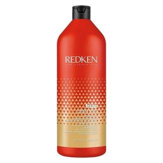 Condicionador Redken Frizz Dismiss - Tamanho Profissional 1L