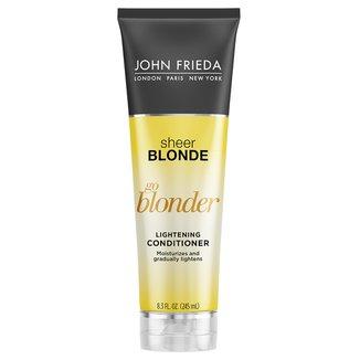 Condionador John Frieda Sheer Blonde Go Blonder Lightening 245ml