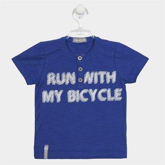 Conjunto Arte Menor Camiseta Short Barra Xadrez