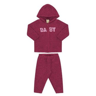 Conjunto Bebê Bouclê BABY