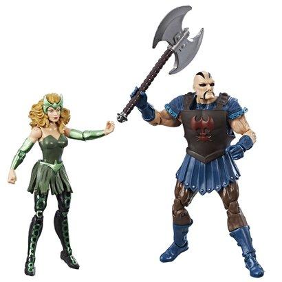 Conjunto de Bonecos - 10 Cm - Disney - Marvel - Marvel Legends - The Mighty Thor - Hasbro