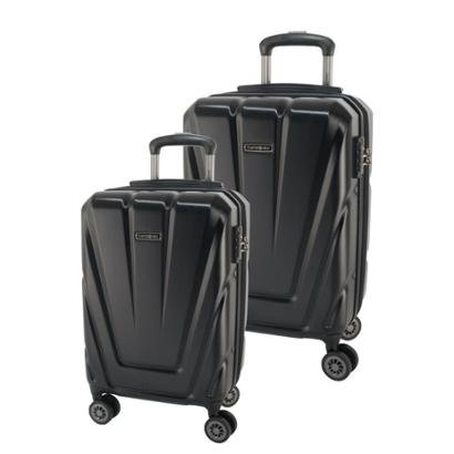 Conjunto de Malas de Viagem TSA 2Pcs P/M Expansível em Policarbonato SAMSONITE Vegas Cadeado