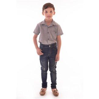 Conjunto Infantil MRX Jeans Inverno Masculino