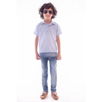 Conjunto Infantil MRX Jeans Masculino