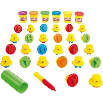 Conjunto Play-Doh - Aprendendo as Letras - Hasbro