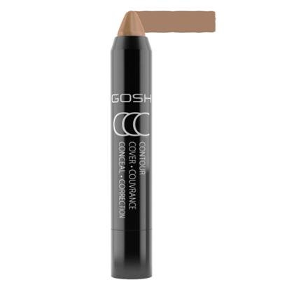 Contorno E Iluminador Facial Gosh Copenhagen - Ccc Stick - Contour, Cover & Conceal Dark-Feminino