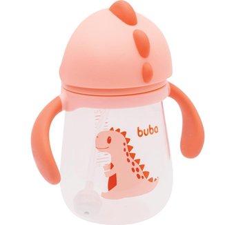 Copo Dino  Com Alca  - Rosa Buba Baby