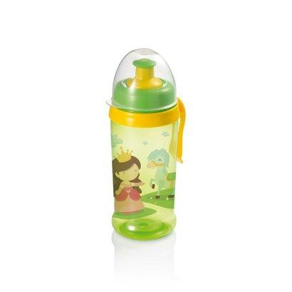 Copo Infantil Baby Squeeze Grow 36M+