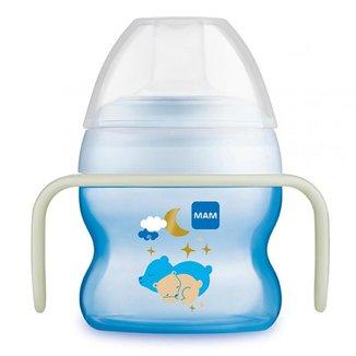Copo Mam Starter Night 150 Ml - Azul