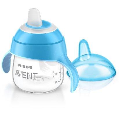 Copo Pinguim - 200 ml - Azul - Philips Avent