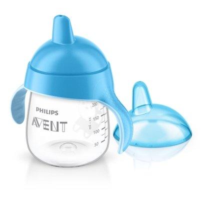 Copo Pinguim - 260 ml - Azul - Philips Avent