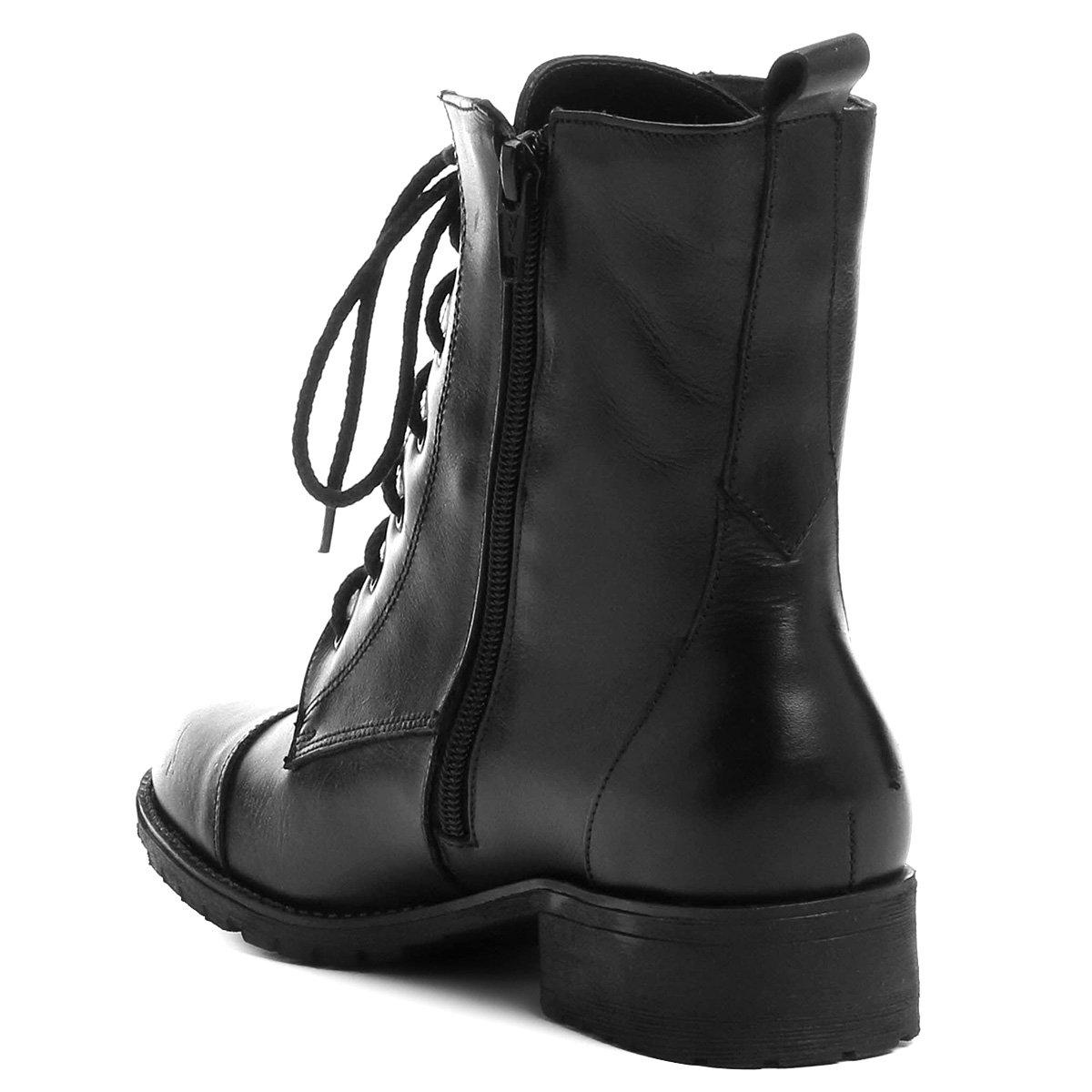 a06c2eb60bdeb Coturno Shoestock Cadarço - Compre Agora   Zattini