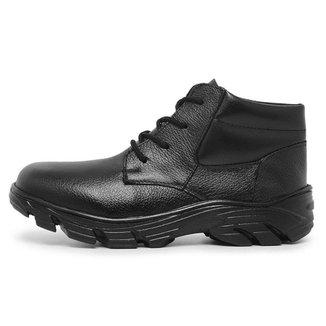 Coturno Top Franca Shoes BPM Militar