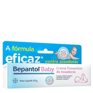 Creme Antiassadura Bepantol Baby 30g