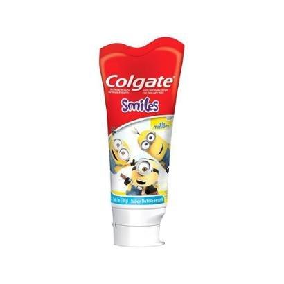 Creme Dental Infantil Colgate Smiles Minions