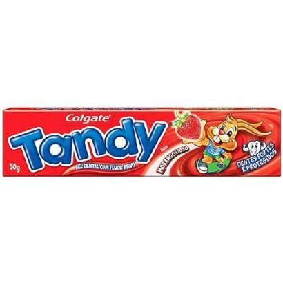 Creme Dental Infantil Colgate Tandy Morangostoso